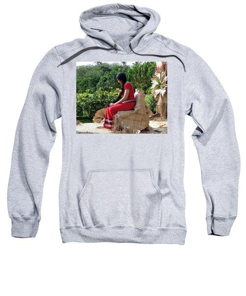 Samoa's Beauty Sweatshirt