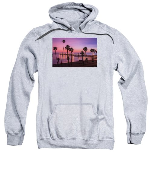 San Clemente Sunset Meditation Sweatshirt