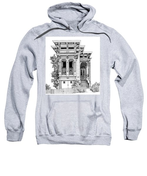 San Fracisco Victorian2 Sweatshirt