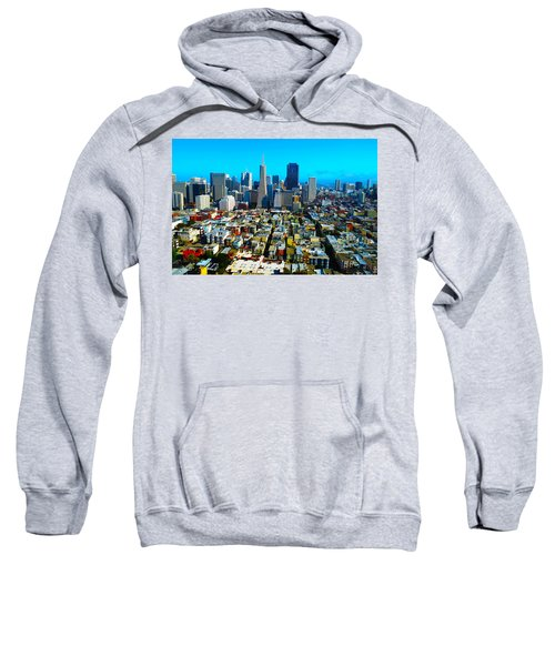 San Fran Colors Sweatshirt