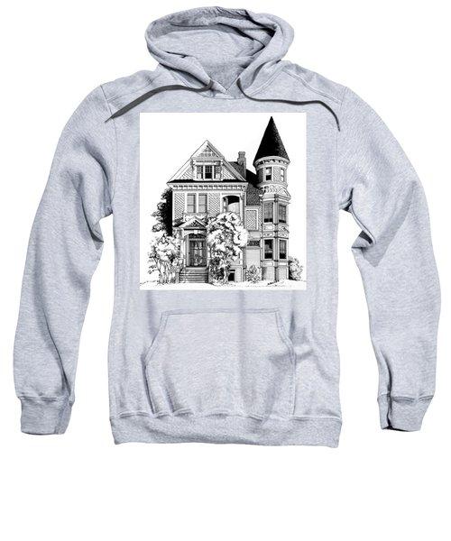 San Francisco Victorian Sweatshirt