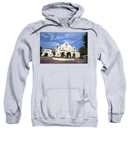 San Gabriel Mission Playhouse Sweatshirt
