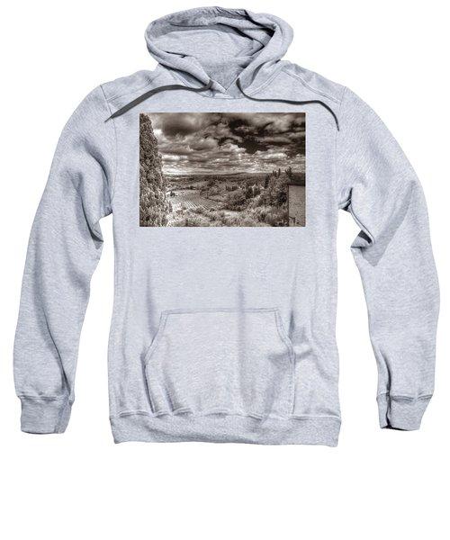 San Gimignano View Sweatshirt