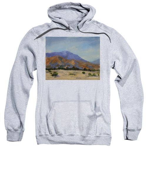 Mt San Jacinta At Sunrise Sweatshirt