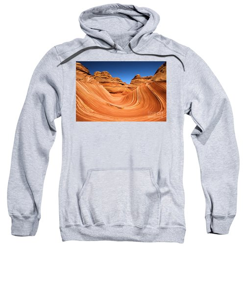 Sandstone Surf Sweatshirt