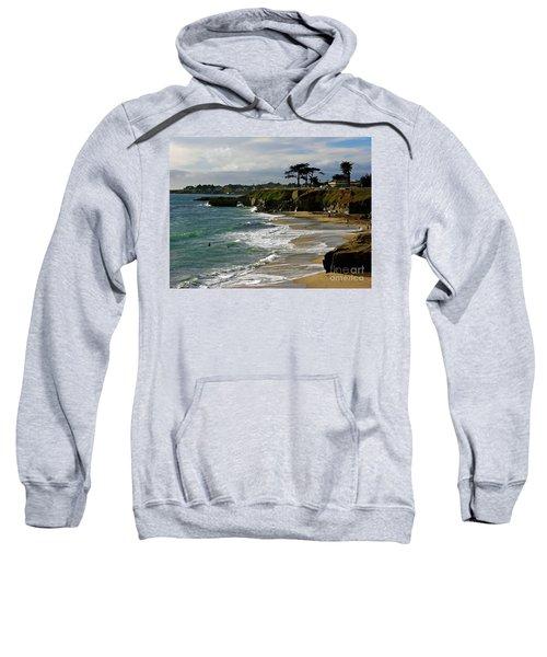 Santa Cruz Beach Sweatshirt
