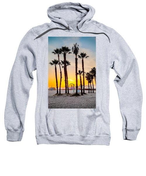 Santa Monica Palms Sweatshirt