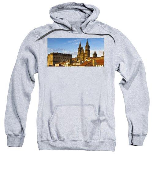 Santiago De Compostela Cathedral Galicia Spain Sweatshirt