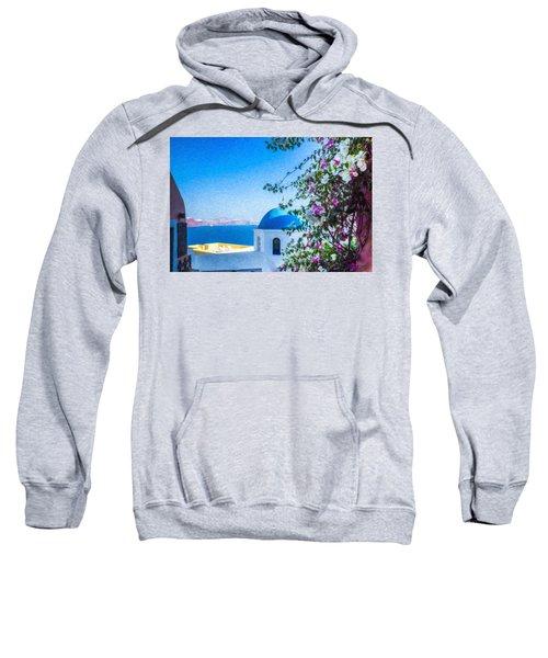Santorini Grk4166 Sweatshirt