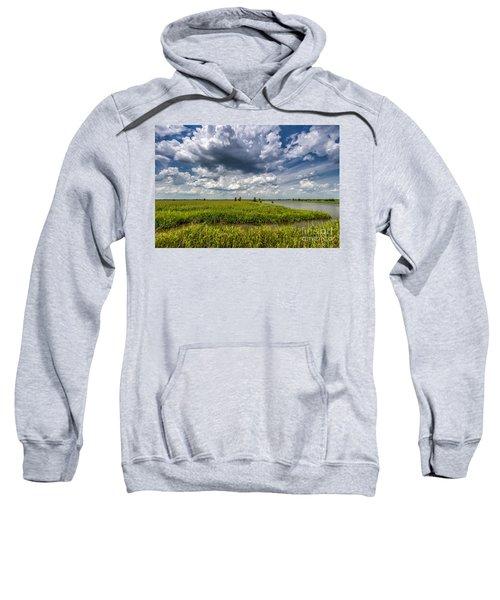 Savannah Wildlife Refuge  Sweatshirt