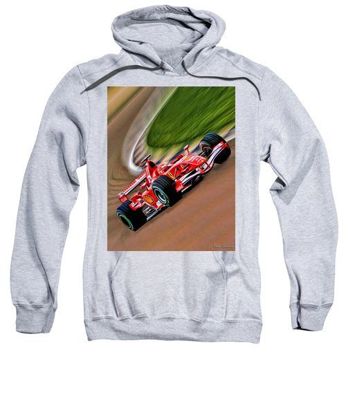 Schumacher Bend Sweatshirt
