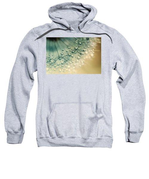 Sea Green Sparkles Sweatshirt