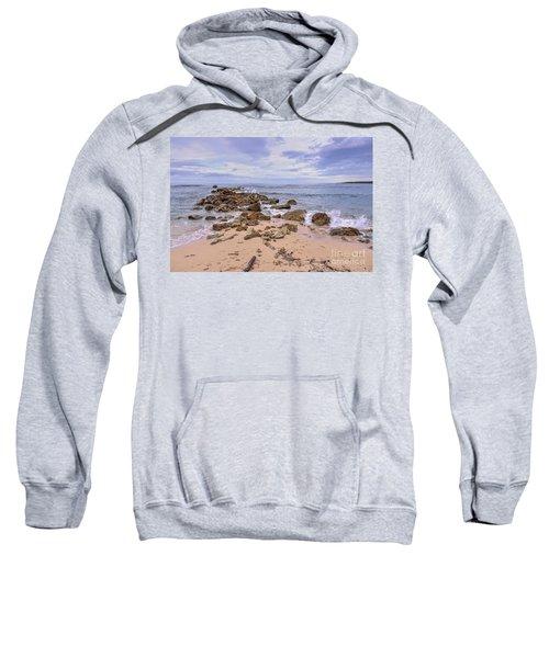 Seascape With Rocks Sweatshirt
