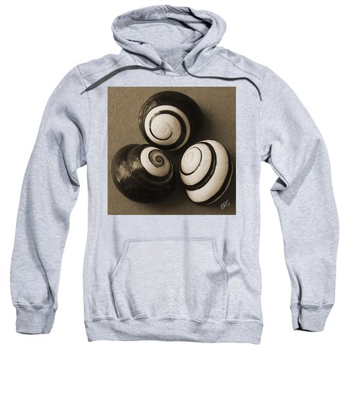 Seashells Spectacular No 28 Sweatshirt