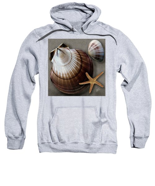 Seashells Spectacular No 38 Sweatshirt