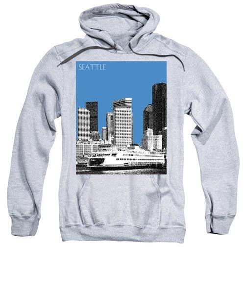 Seattle Skyline - Slate Sweatshirt