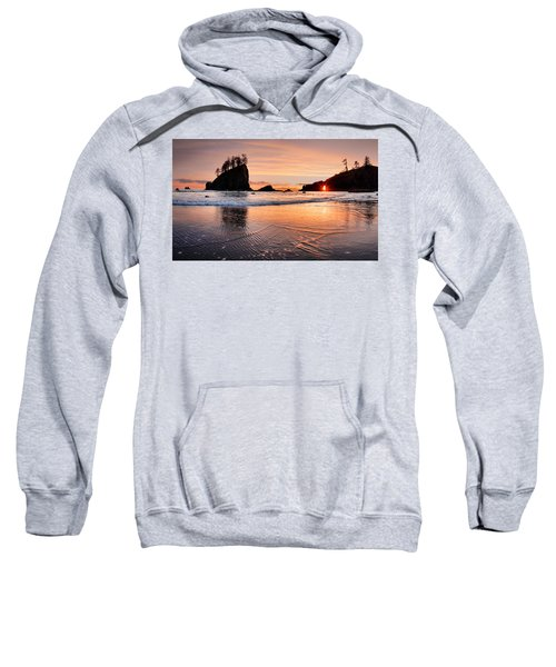 Second Beach Sunset Sweatshirt