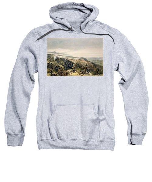 Second Charge Of The Guards Sweatshirt