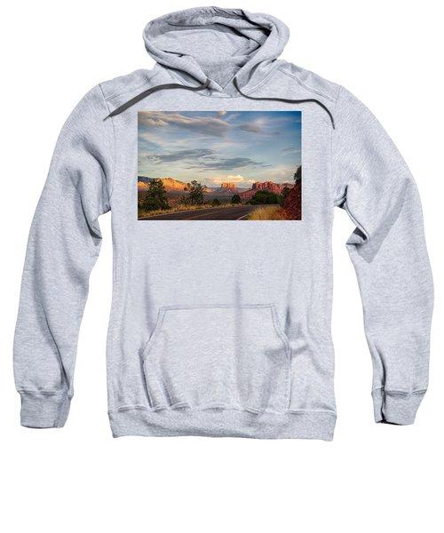 Sedona Arizona Allure Of The Red Rocks - American Desert Southwest Sweatshirt