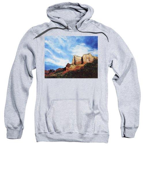 Sedona Mountains Sweatshirt