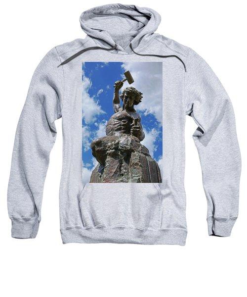Self Made Man Sweatshirt