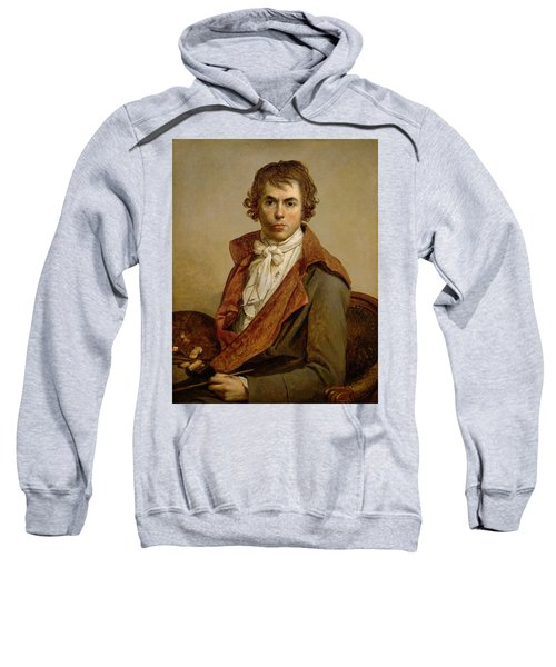 Self Portrait, 1794 Oil On Canvas Sweatshirt