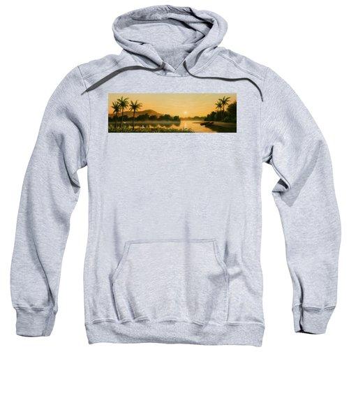Seminole Sunset Sweatshirt
