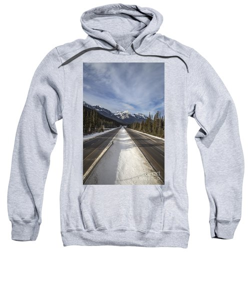 Separate Ways Sweatshirt