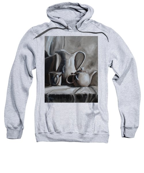 Sepia Still Life Sweatshirt