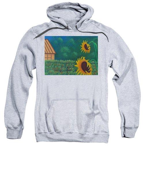 Sergi's Sunflowers Sweatshirt