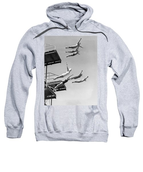Seven Champion Diving In La Sweatshirt