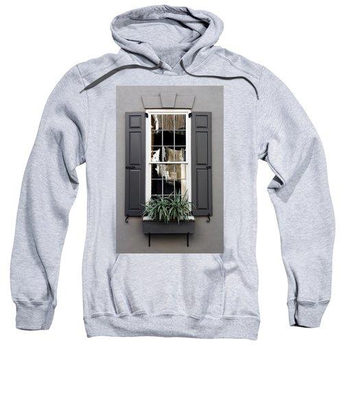 Shades Of Grey In Charleston Sweatshirt
