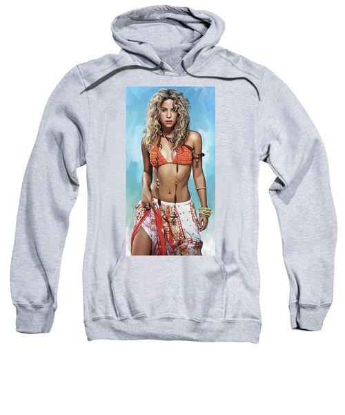 Shakira Artwork Sweatshirt