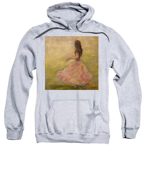 She Dances With The Rain Sweatshirt