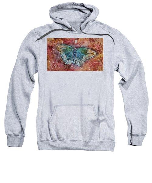 Shimmer Wings Sweatshirt