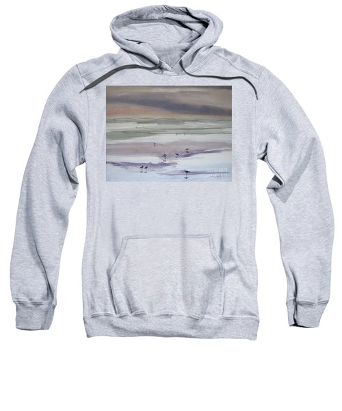 Shoreline Birds II Sweatshirt
