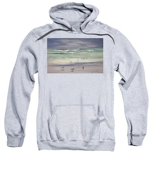 Shoreline Birds IIi Sweatshirt