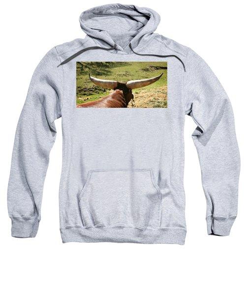 Showing Off My Rack Sweatshirt