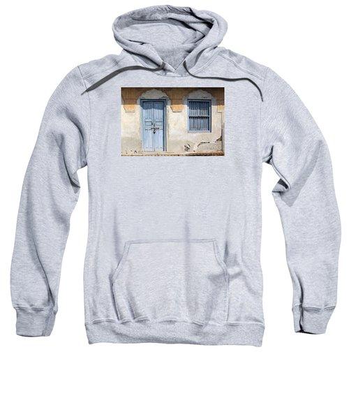 Shuttered #6 Sweatshirt