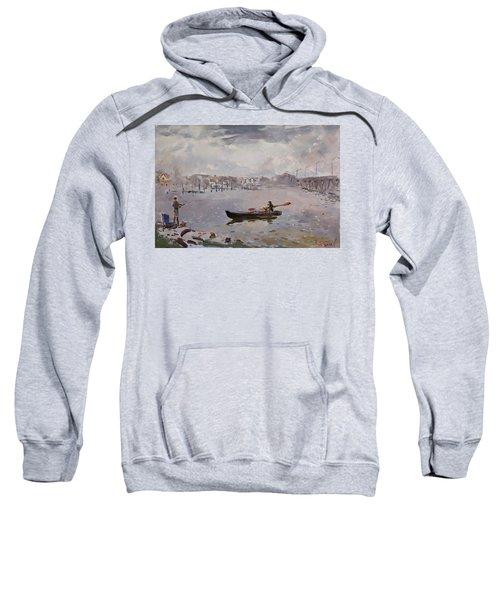 Silver Breeze Va Sweatshirt