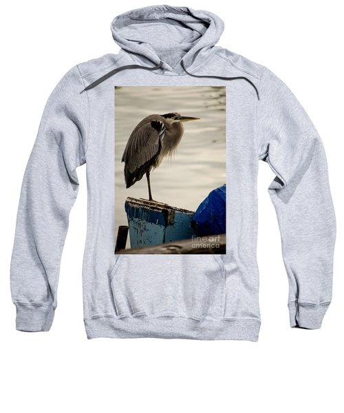Sittin' On The Dock Of The Bay Sweatshirt