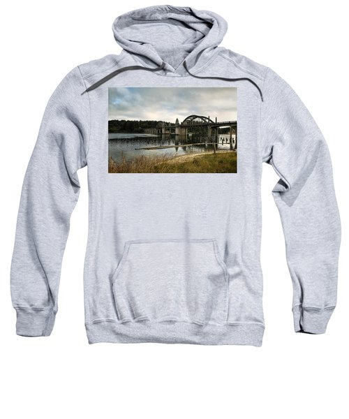Siuslaw River Bridge Sweatshirt