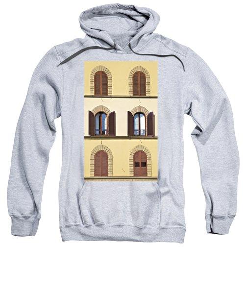 Six Windows Of Florence Sweatshirt