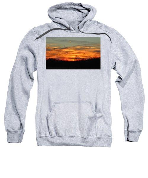 Sky At Sunset Sweatshirt