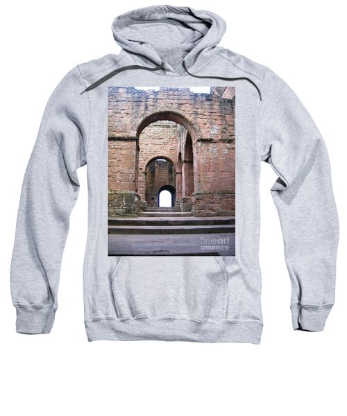Sweatshirt featuring the photograph Sky For A Ceiling by Denise Railey