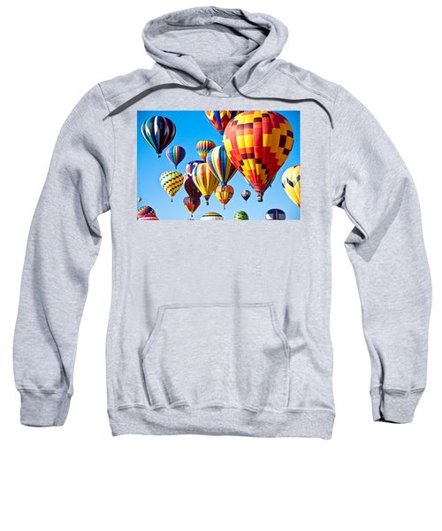 Sky Of Color Sweatshirt