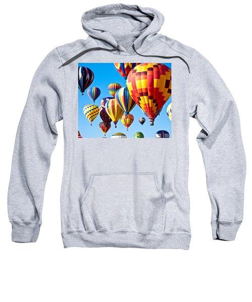 Sky Of Color Sweatshirt