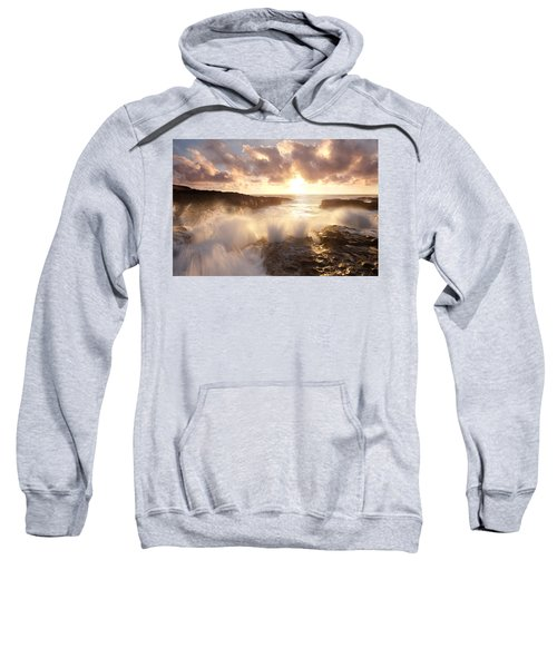 Smashing Sunset Sweatshirt