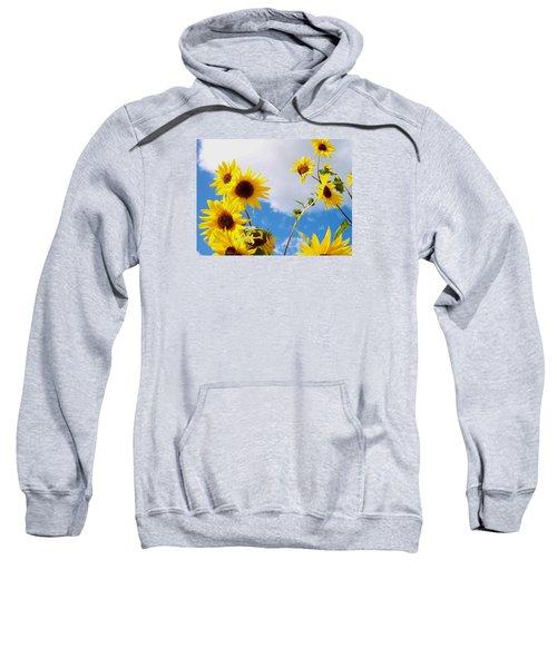 Smile Down On Me Sweatshirt