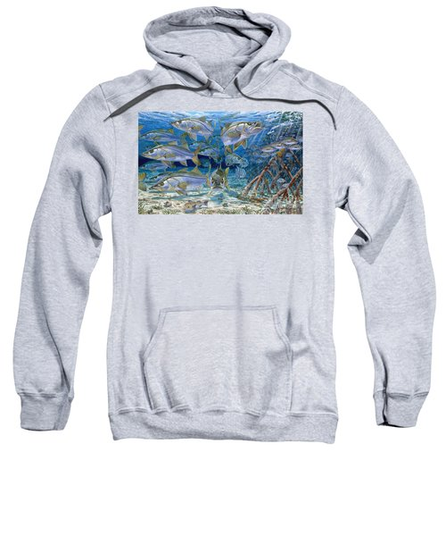 Snook Cruise In006 Sweatshirt by Carey Chen